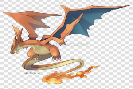Charizard PNG Transparent Image