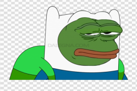 Pepe The Frog PNG Clipart
