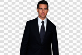 Tom Cruise PNG File