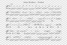 Sheet Music Background PNG