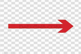 Red Arrow PNG Clipart