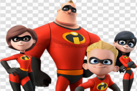 The Incredibles PNG Photos