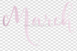 March Background PNG