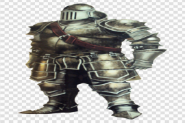 Armored Knight PNG File