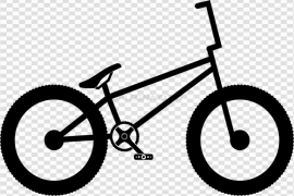 Bicycle Wheel PNG Transparent Picture