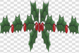 Christmas Dividers PNG Free Download