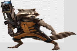 Guardians of The Galaxy PNG Transparent Picture