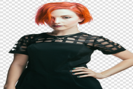 Hayley Williams PNG Pic