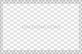 Rectangle Gray Frame PNG Clipart
