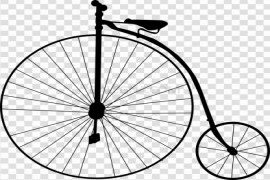 Bicycle Wheel Tire Transparent PNG