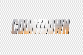 Countdown Background PNG