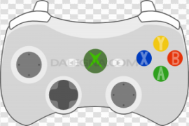 Xbox Controller PNG Free Download