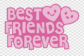 BFF PNG File