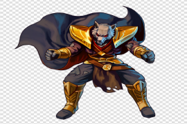 Sci Fi Warrior PNG Picture