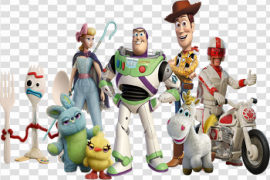 Toy Story Download PNG Image
