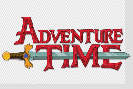 Adventure Time Logo PNG Pic