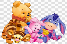 Winnie The Pooh PNG Photo