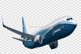 Boeing PNG Photos