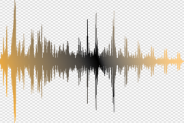Frequency Sound PNG File