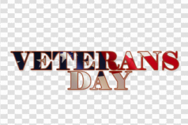 Veterans Day Background PNG