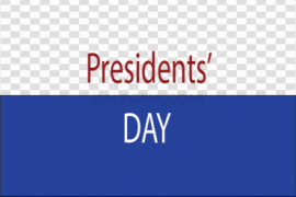 Presidents Day PNG HD