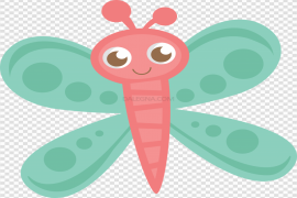 Butterfly Cute Insect PNG Image