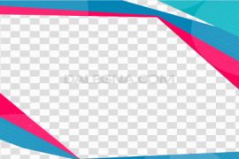 Abstract Frame PNG Free Download