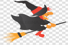 Witch PNG Picture