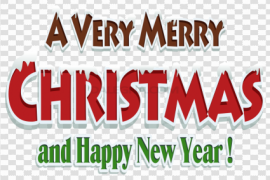 Christmas New Year PNG Photos