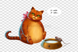 Puss In Boots PNG Transparent Image