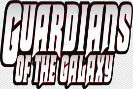 Guardians of The Galaxy PNG Transparent