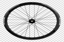 Bicycle Wheel Tire PNG Picture