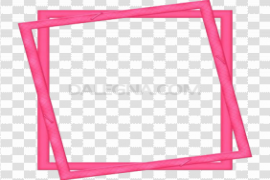 Pink Frame PNG HD