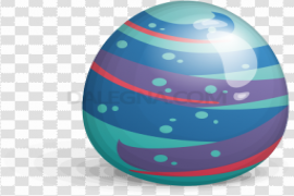 Easter Eggs PNG Image