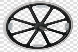 Bicycle Wheel Tire Transparent Background