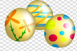 Easter Eggs PNG Photo