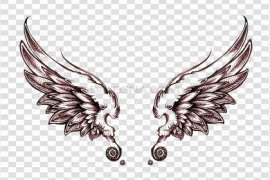 Chest Tattoo PNG File