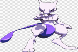 Mewtwo PNG HD