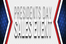 Presidents Day Sale PNG Clipart