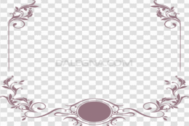 Pattern Border PNG Clipart