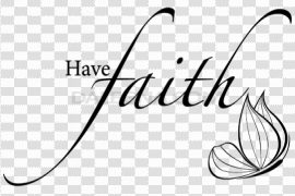 Faith PNG Picture