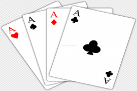 Ace Playing Card PNG