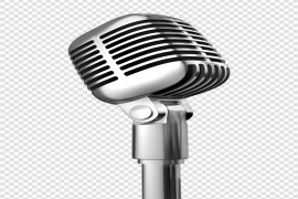 Microphone PNG HD Quality