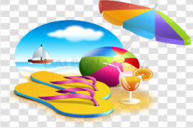 Vacation PNG File