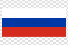 Russia Flag PNG Picture
