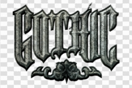 Gothic PNG Photos