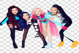 Little Mix PNG File