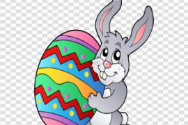 Easter Bunny PNG Photos
