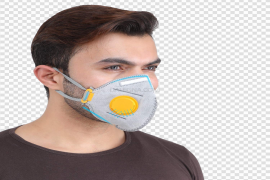 Anti-Pollution Face Mask PNG Image