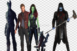 Guardians of The Galaxy PNG Free Download